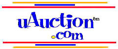 Buy and Sell at auction - collectibles, computers, jewelry, cars, antiques, musical merchandise, pet stuff, software, books, more. uAuction Online Auctions.